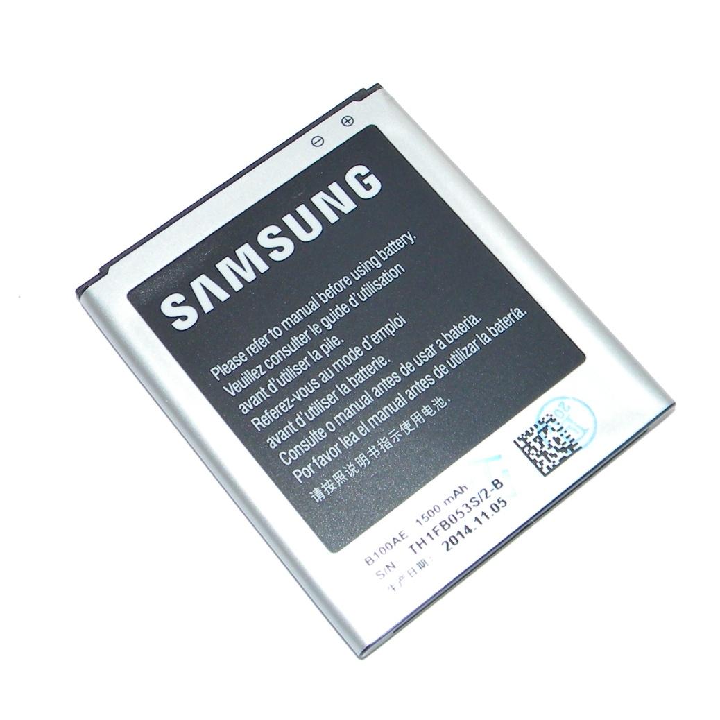 Оригинальный аккумулятор (батарея) для Samsung GT-S7270 Galaxy Ace 3 - B100AE