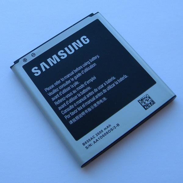 Оригинальный аккумулятор (батарея) для Samsung Galaxy Mega 5.8 GT-i9152 / GT-i9150 / GT-i9158 - B650AC