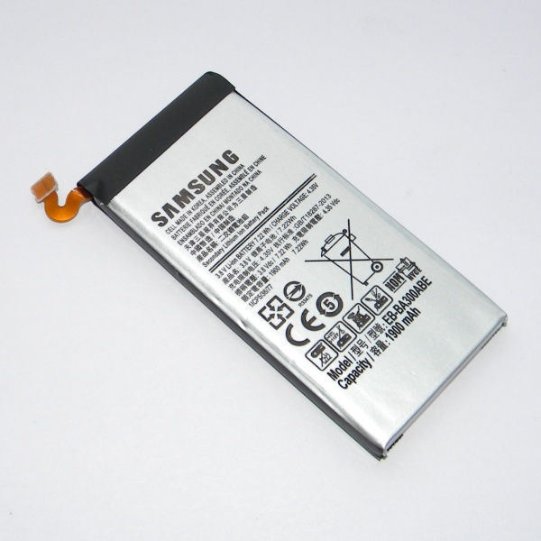 Оригинальный аккумулятор (батарея) для Samsung Galaxy A3 SM-A300F, SM-A300F / DS Duos - EB-BA300ABE
