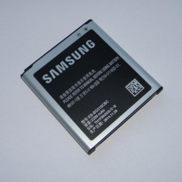 Оригинальный аккумулятор (батарея) для Samsung Galaxy Core Max SM-G5108 - EB-BG510CBC