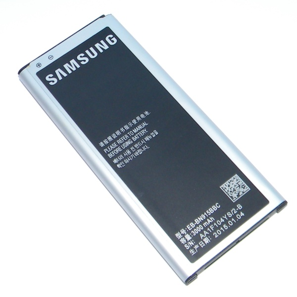 Оригинальный аккумулятор (батарея) для Samsung Galaxy Note Edge SM-N915F / Edge N9150 - EB-BN915BBC