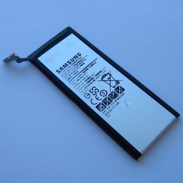Оригинальный аккумулятор (батарея) для Samsung Galaxy Note 5 SM-N9200 / SM-N9208 - EB-BN920ABE