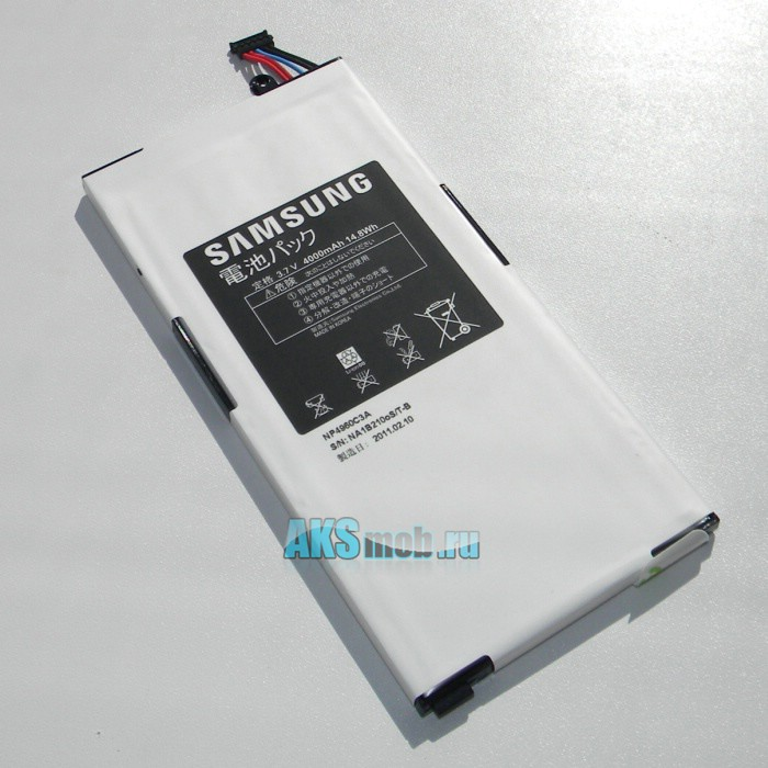 Аккумулятор (АКБ) для Samsung Galaxy Tab GT-P1000 / GT-P1010 - Battery - Оригинал