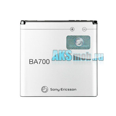 Оригинальная аккумуляторная батарея Sony Ericsson MT15i Xperia Neo (BA700, 1500 mAh)