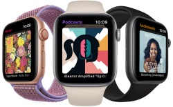 Запчасти для apple watch
