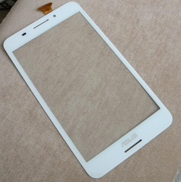 Тачскрин (сенсорная панель) для Asus FonePad 7 - FE375CXG - touch screen - белый