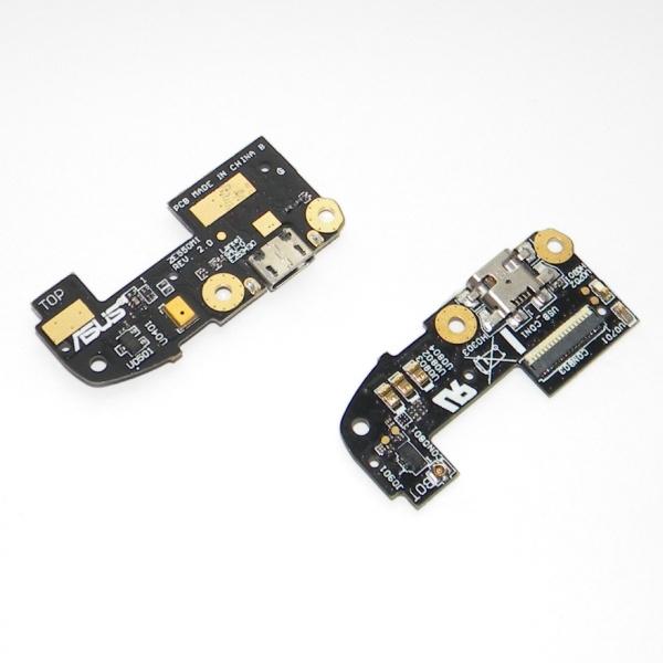 Плата с разъемом зарядки и синхронизации и микрофоном для Asus ZenFone 2 (ZE550ML)