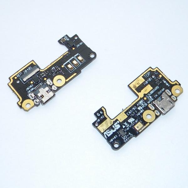 Плата с разъемом зарядки и синхронизации и микрофоном для Asus ZenFone 5 (A500KL/A501CG/A502CG)