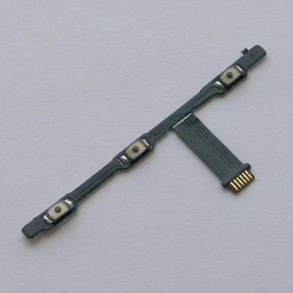 Шлейф с кнопками громкости и включения для Asus ZenFone 5 (A500KL/A501CG/A502CG)