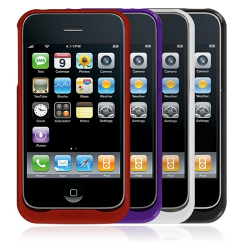 Чехлы для iPhone 3G/3GS