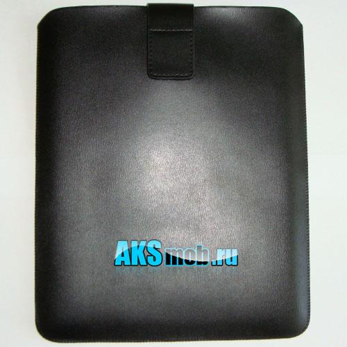 Чехол для Apple iPad (черный, на липучке)