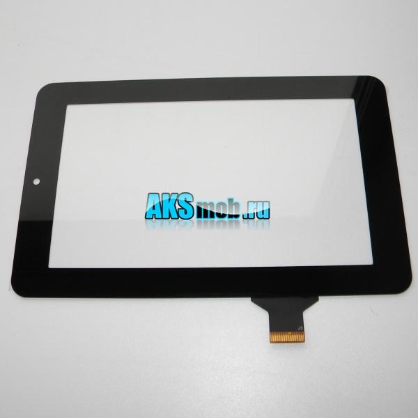 Тачскрин (сенсорная панель стекло) для Explay Surfer 7.02 - touch screen