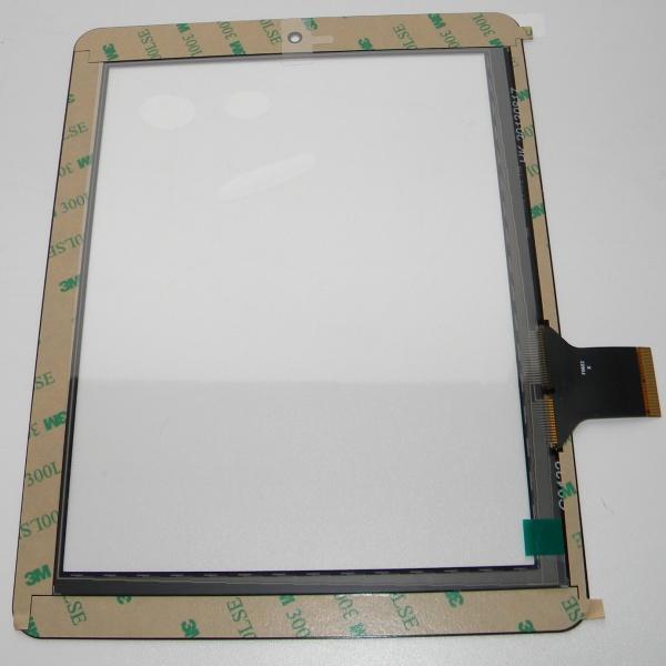 Тачскрин (сенсорная панель стекло) для Explay Surfer 8.31 3G - touch screen