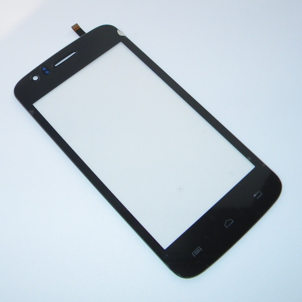 Тачскрин (Сенсорное стекло) для телефона Explay Atom - touch screen