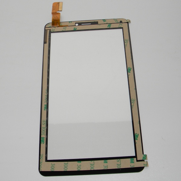 Тачскрин (сенсорная панель - стекло) для Treelogic Brevis 714DC 3G IPS - touch screen - тип 2