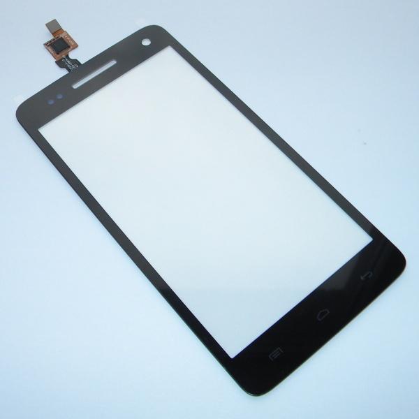 Тачскрин (Сенсорное стекло) для телефона Explay Fresh - touch screen