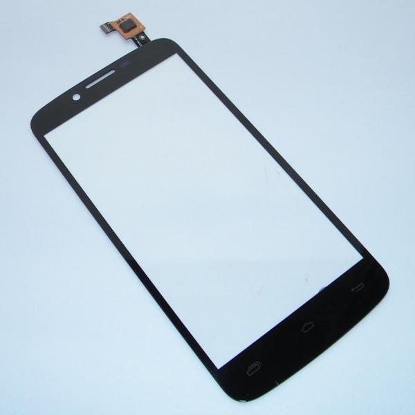 Тачскрин (Сенсорное стекло) для телефона Explay HD Quad - touch screen