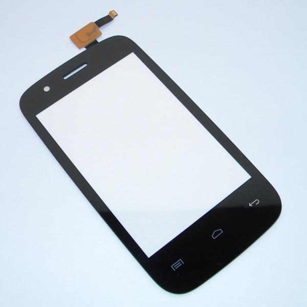 Тачскрин (Сенсорное стекло) для телефона Explay N1 - touch screen