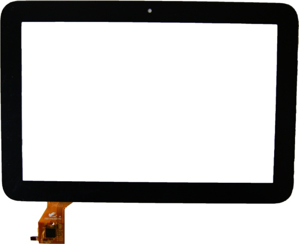 Тачскрин (сенсорная панель стекло) для Teclast A11 / Taipower A11 - touch screen