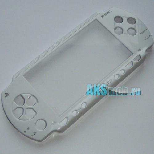 Панель передняя для PSP 1000 Fat (белая)
