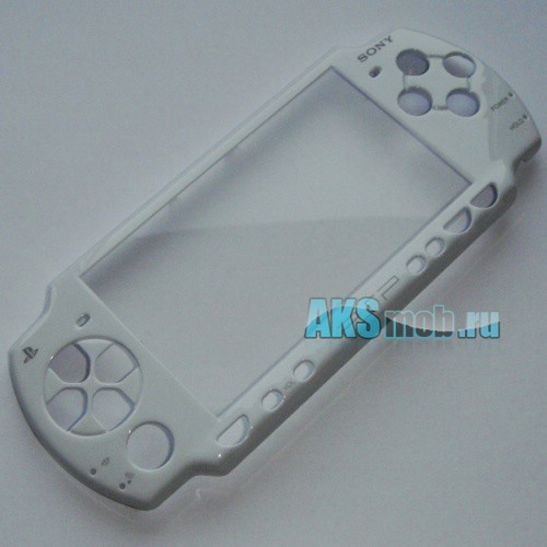 Панель передняя для PSP 2000 Slim (Белый)