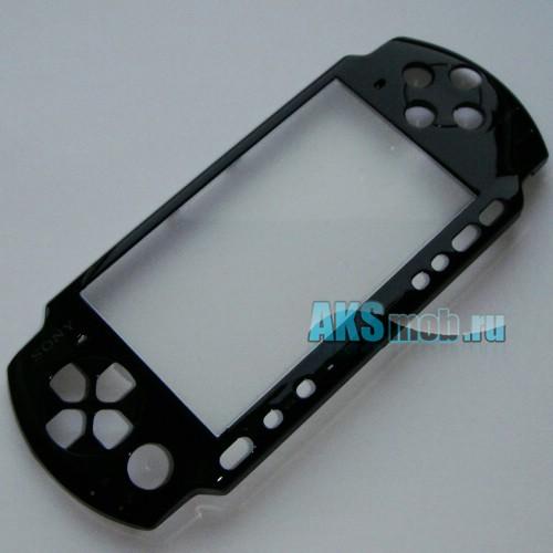 Панель передняя для PSP 3000 (черная)