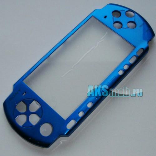 Панель передняя для PSP 3000 (синяя)
