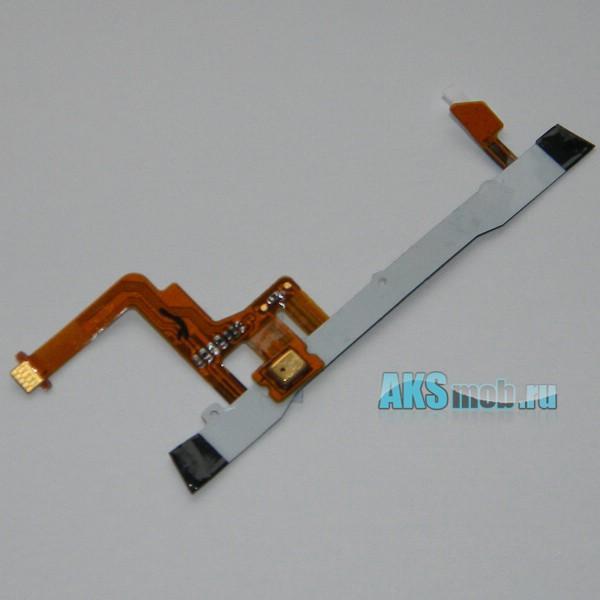 Плата кнопок клавиатуры (Keypad Board, Flex Cable) с микрофоном для HTC Z710E Sensation Оригинал