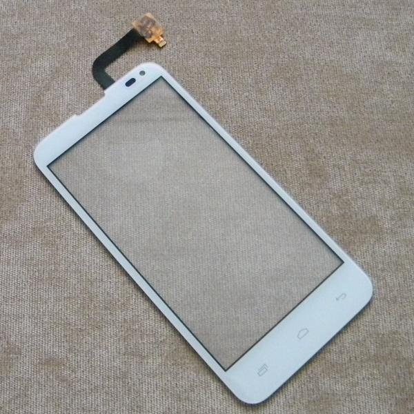 Тачскрин (Сенсорное стекло) для Fly IQ4415 Quad ERA Style 3 - touch screen - белый