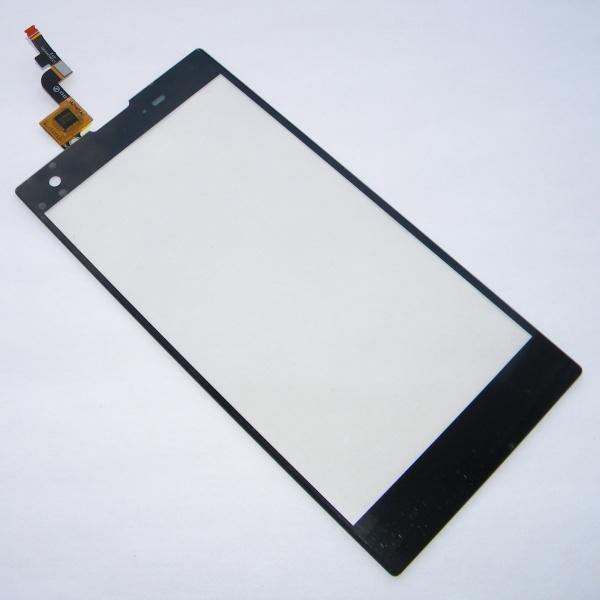 Тачскрин (Сенсорное стекло) для Fly IQ4511 Tornado One Octa - touch screen