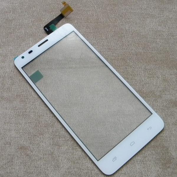 Тачскрин (Сенсорное стекло) для Fly IQ456 ERA Life 2 - touch screen - белый