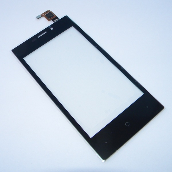 Тачскрин (Сенсорное стекло) для телефона Highscreen Zera F - touch screen