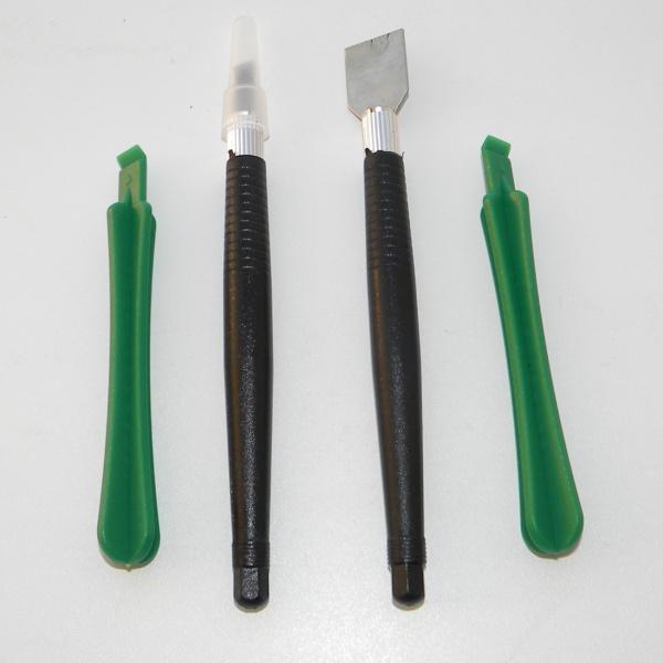 Набор инструментов для разборки и ремонта - 2 вскрывателя, лопатка, скальпель - BK-7280