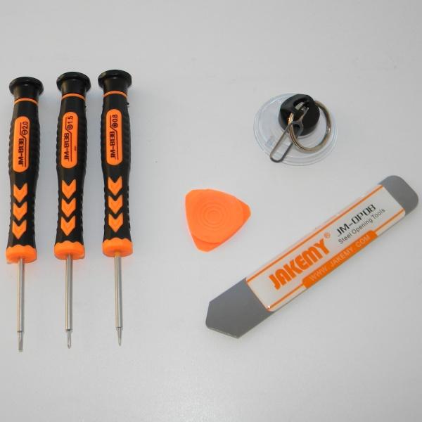 Набор инструментов для разборки и ремонта Jakemy JM-8141