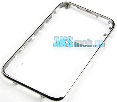 Хромированная рамка для Apple iPhone 3GS