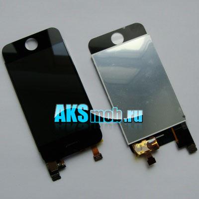 Дисплей с тачскрином и стеклом для Apple iPhone 2G Оригинал