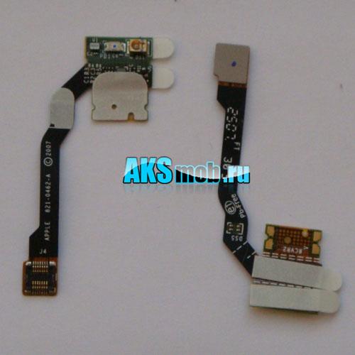 Шлейф динамика с датчиками и сенсорами для Apple iPhone 2G Оригинал A1203