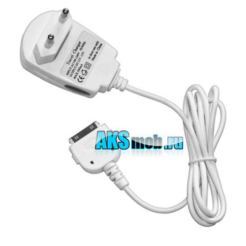 Сетевое зарядное устройство для iPhone (от розетки 220 вольт)