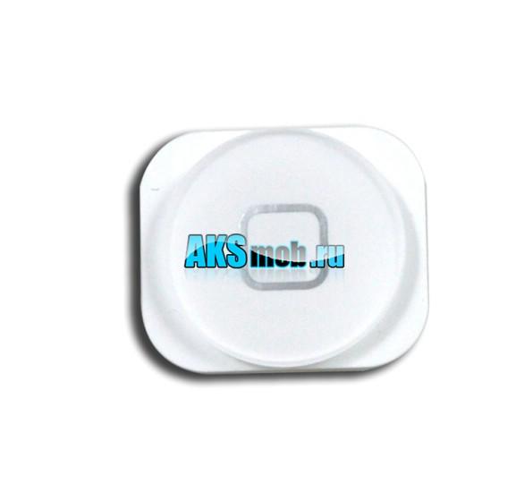 Кнопка Home белая для Apple iPhone 5