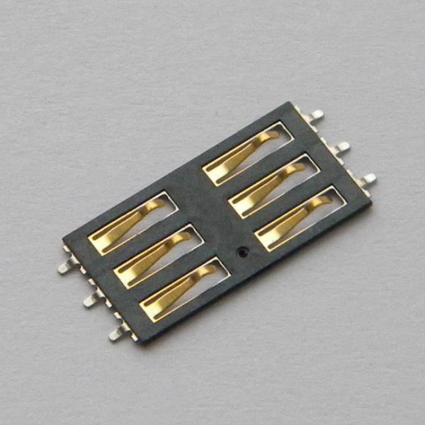 Коннектор Sim карты для iPhone 2G / 3G / 3GS