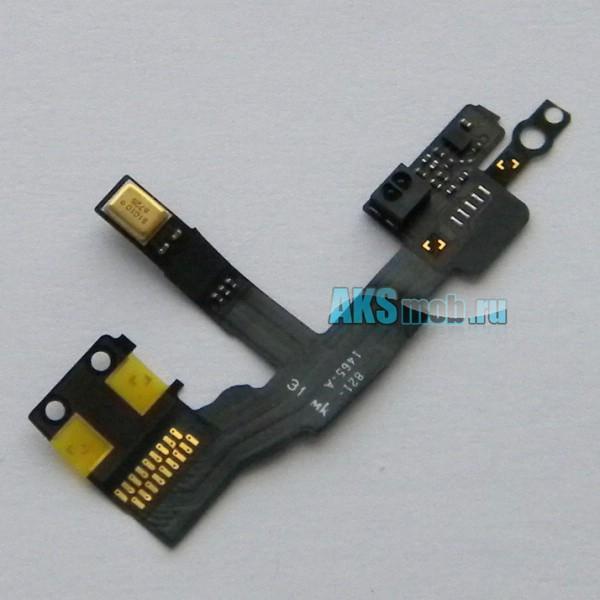 Шлейф с сенсором и микрофоном для Apple iPhone 5 (A1428, A1442, A1429)