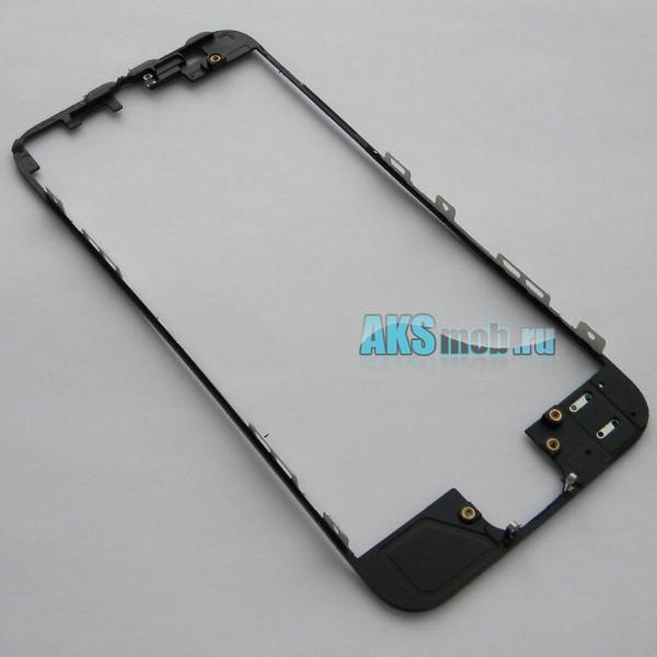 Рамка дисплея черная для Apple iPhone 5