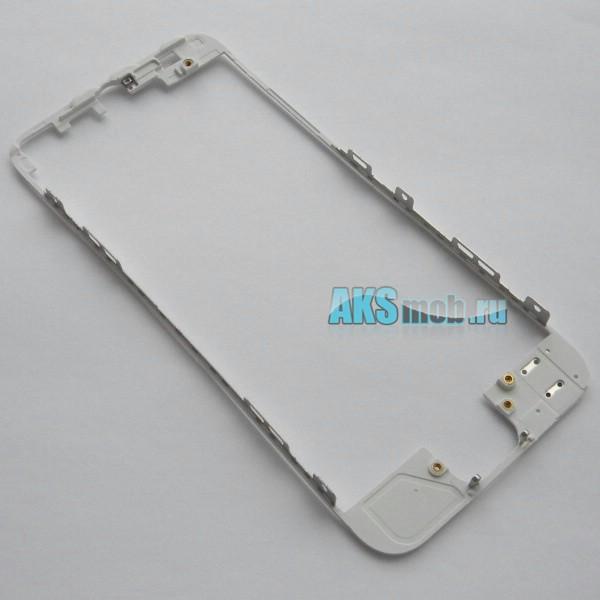 Рамка дисплея белая для Apple iPhone 5