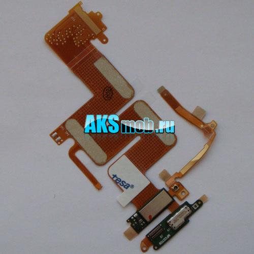 Шлейф 821-019-02 основной для Apple iPod Touch 2g - A1288 - Оригинал
