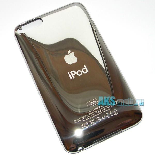Корпус - задняя панель для Apple iPod Touch 2G (A1288) - 32Gb металлический Оригинал