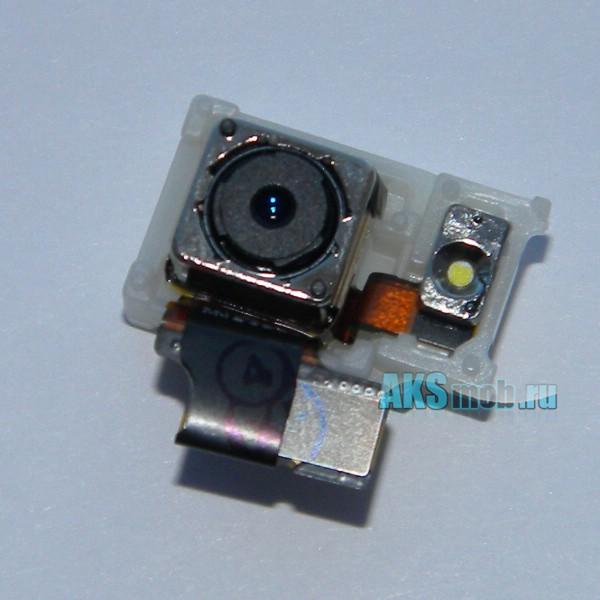 Камера основная (большая, задняя) для Apple iPhone 5 (A1428, A1442, A1429) со вспышкой