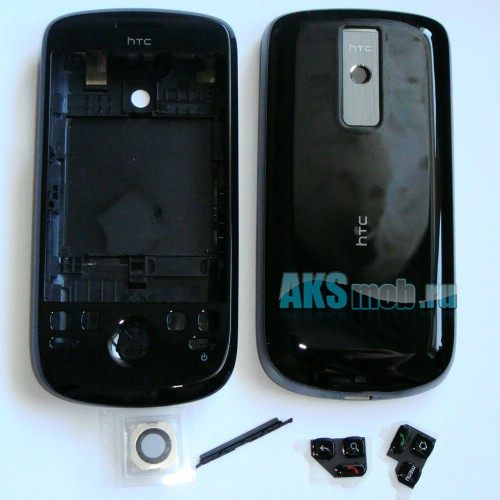 Корпус HTC A6161 Magic черный (в сборе, кнопки, трекбол) Оригинал