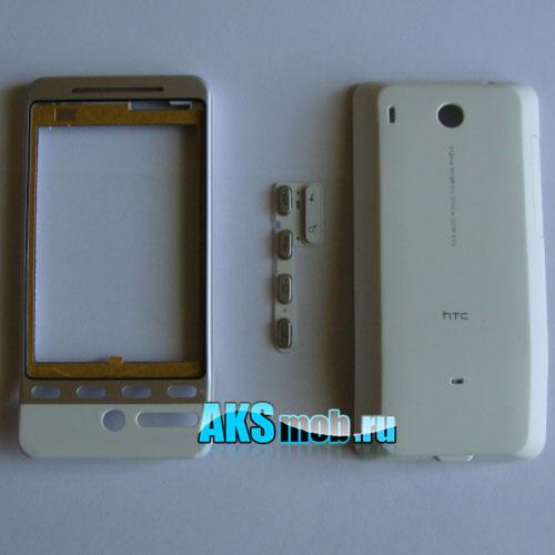 Корпус HTC A6262 Hero Белый (в сборе, заглушки, кнопки)