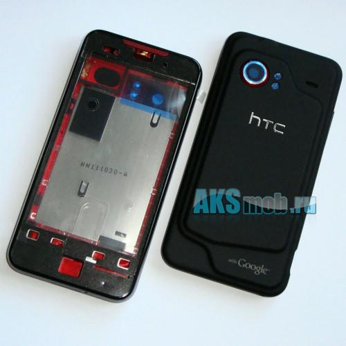 Корпус HTC Incredible черный (в сборе) Оригинал