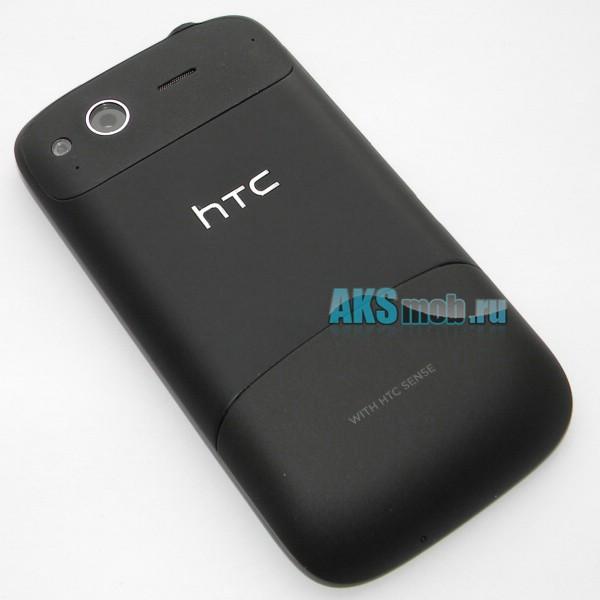 Корпус для HTC S510E Desire S с кнопками - черный